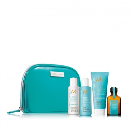 Moroccanoil Hydrate Travel Kit