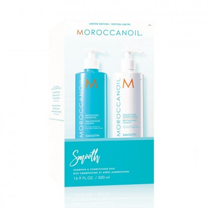 Moroccanoil Smooth Shampoo and Conditioner Duo