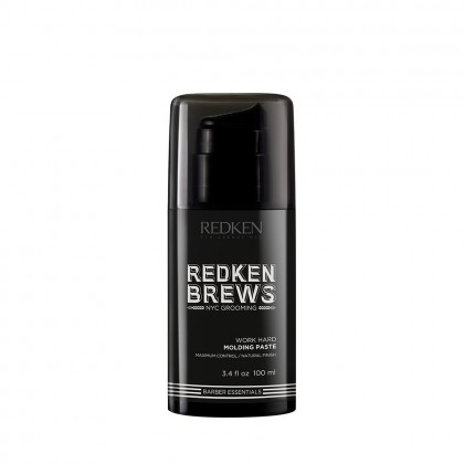 Redken Brews Mens Hard Molding Paste 100ml