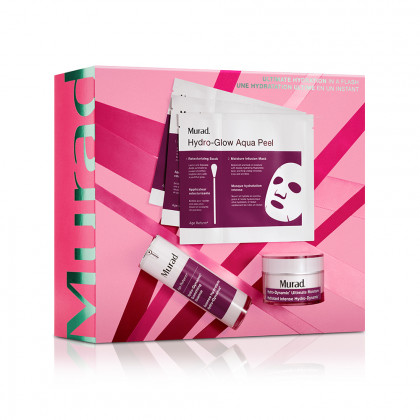 Murad Ultimate Hydration in a Flash Gift Set