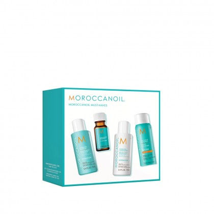 Moroccanoil Try Me Must Haves Kit