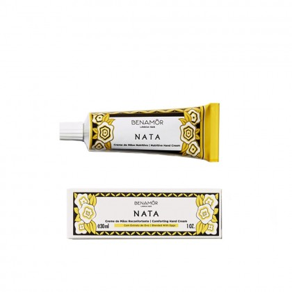 Benamor NATA Nourishing Hand Cream 30ml