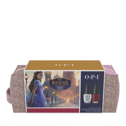 OPI Nutcracker Nail Lacquer Duo Gift Set
