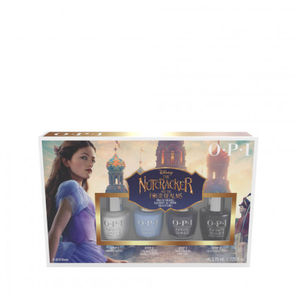 OPI Nutcracker Nail Lacquer Mini 4 Pack