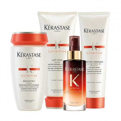 Kérastase Nutritive Treatment Bundle