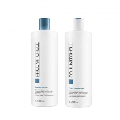 Paul Mitchell Shampoo One & Conditioner 1000ml