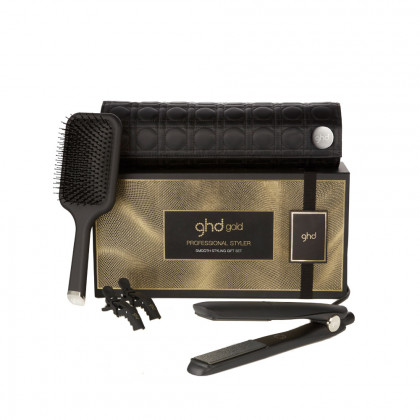 ghd Smooth Styling Gold Gift Set