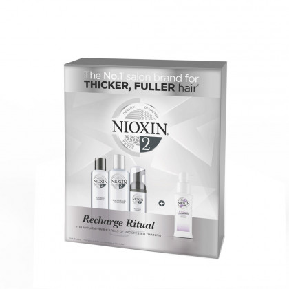 Nioxin Recharge Rituals System 2 Gift Set