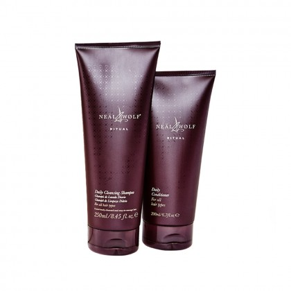 Neal & Wolf RITUAL Daily Shampoo & Conditioner