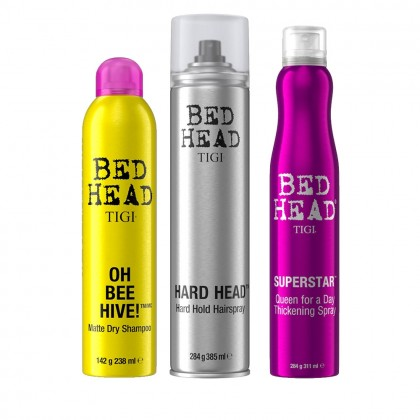 TIGI Bedhead Rough Volume Styling Bundle
