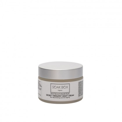 Soak-Box Secret Therapist Night Cream 50ml