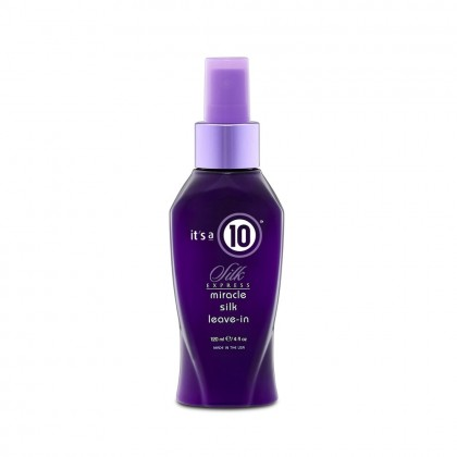 It's a 10 Miracle Silk Leave-in Spray 120ml