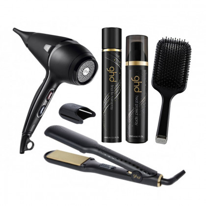 ghd Max and Air Bundle