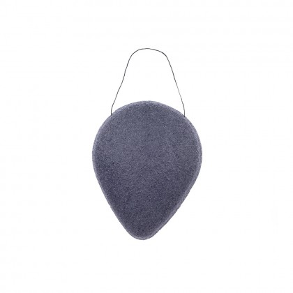 So Eco Konjac Sponge - Charcoal