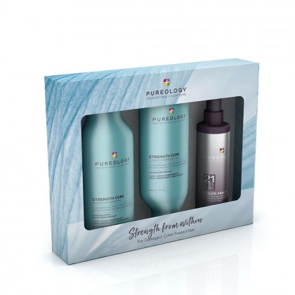 Pureology Christmas Gift Set - Strength Cure