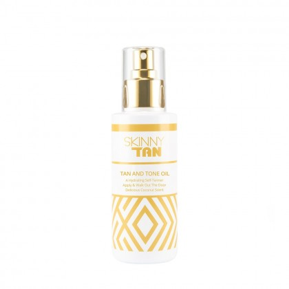 Skinny Tan Tan and Tone Oil 150ml