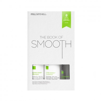 Paul Mitchell The Book of Smooth Gift Set