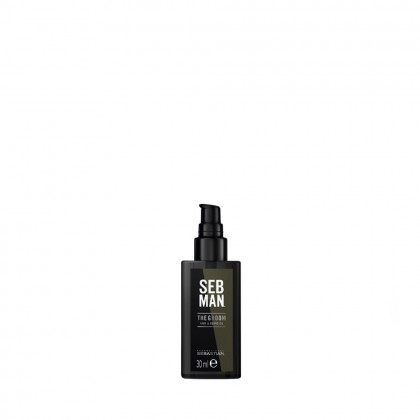 SEB MAN The Groom Hair and Beard Oil 30ml