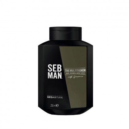 SEB MAN The Multi-Tasker 3in1 Shampoo 250ml