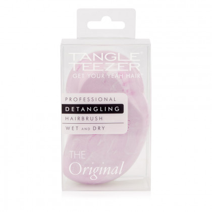 Tangle Teezer Original Styler Pink Marble