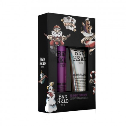 Tigi Bed Head Dumb Blonde Shampoo & Conditioner Gift Set