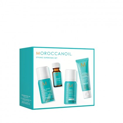 Moroccanoil Try Me Styling Superstar Kit