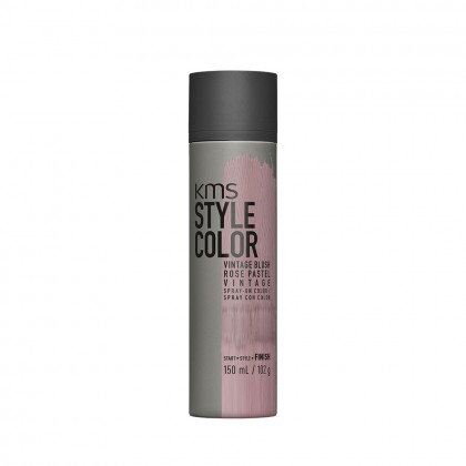 KMS Style Color Spray - Vintage Blush 150ml