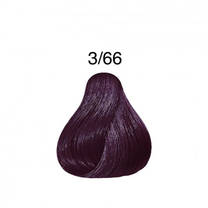 Wella Color Fresh 3/66 Dark Violet Brown