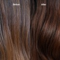 Wella Color Fresh Chocolate Touch before and after