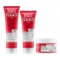 Tigi Bed Head Resurrection Shampoo, Conditioner & Mask Gift Set Products
