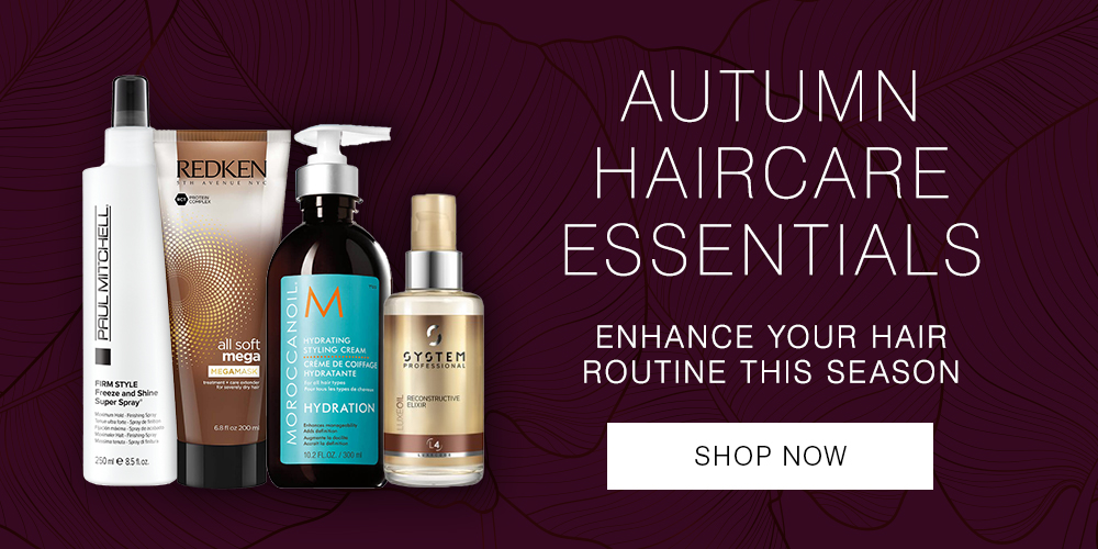 Autumn Haircare