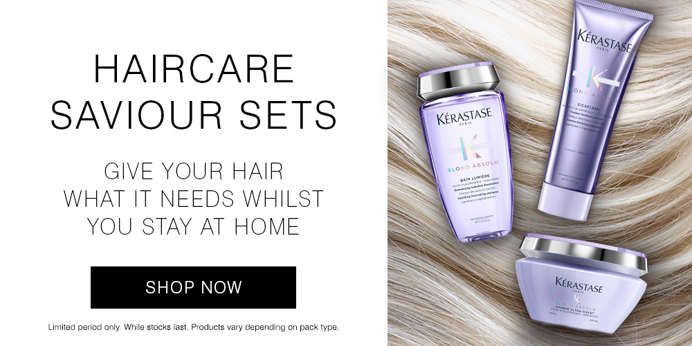 Haircare Rescue Packs