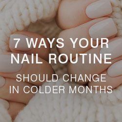Winter Nail Care
