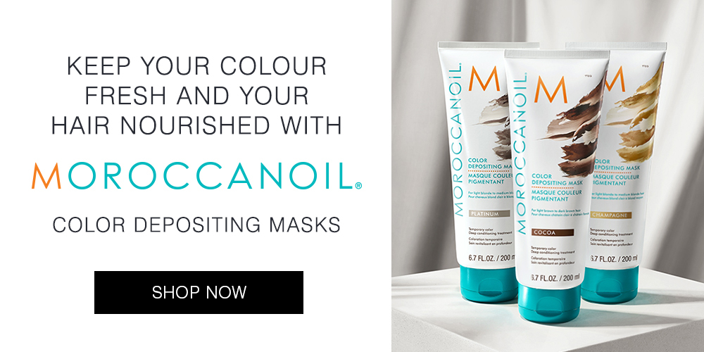 Moroccanoil Colour Deposit Masks