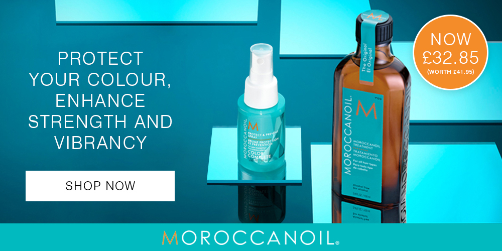 Morocanoil Protect and Shine