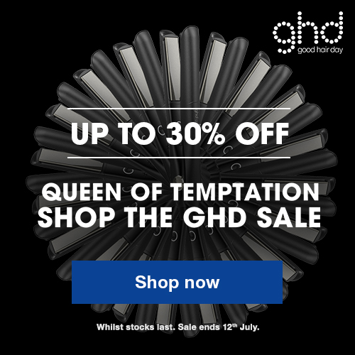 Save 30% on ghd