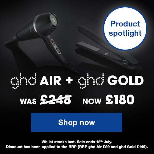 ghd gold air bundle