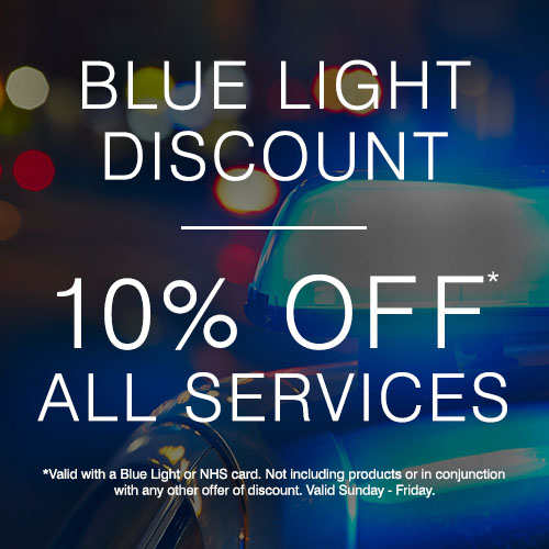 Blue Light Services Offer