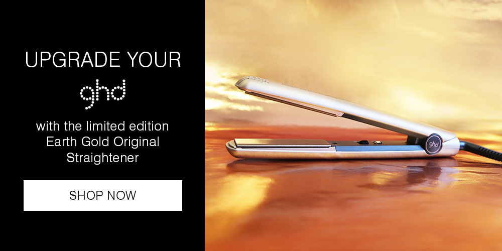 ghd Limited Edition Earth Gold Original Straightener
