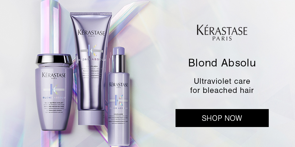 Shop Absolu Blond Kerastase Range