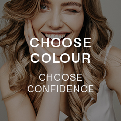 Choose Colour, Confidence And The Hair Experts