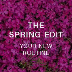 The Spring Edit: 4 changes you need to make to your hair and skin routine