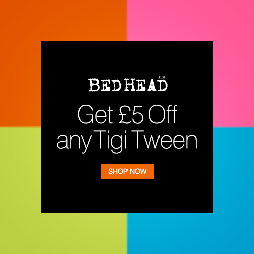 £5 Off Tigi Tweens