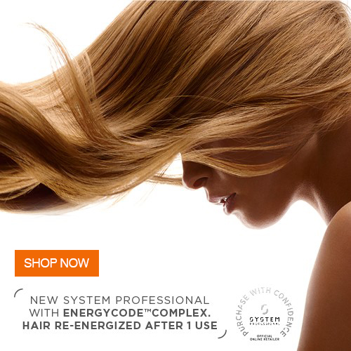 Shop All System Professional Hair Care Products