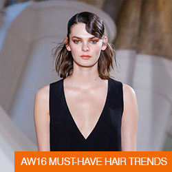 Autumn/Winter 2016 Must-Have Women's Hair Trends