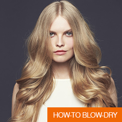 How-To Blow-Dry