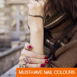 Must-Have Nail Colours
