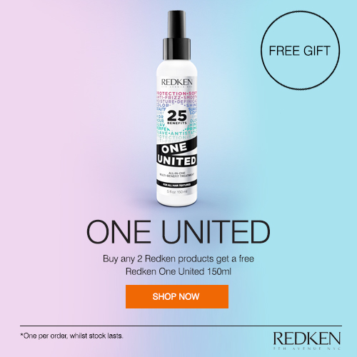 Buy Any Two Redken Get One United Free