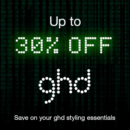 Black Friday ghd offers