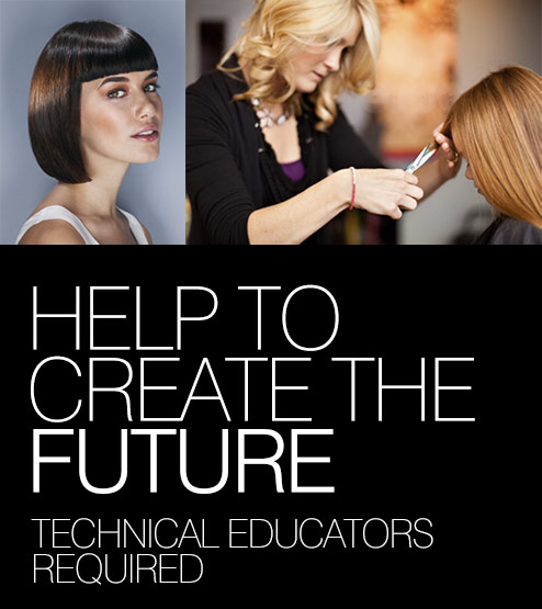 Help to create the future - TECHNICAL EDUCATORS REQUIRED